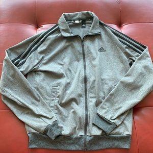 Adidas Grey Track Suit Jacket